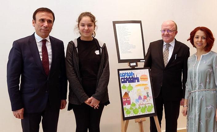 Astım ve Sağlık Nefes konulu sergi açıldı