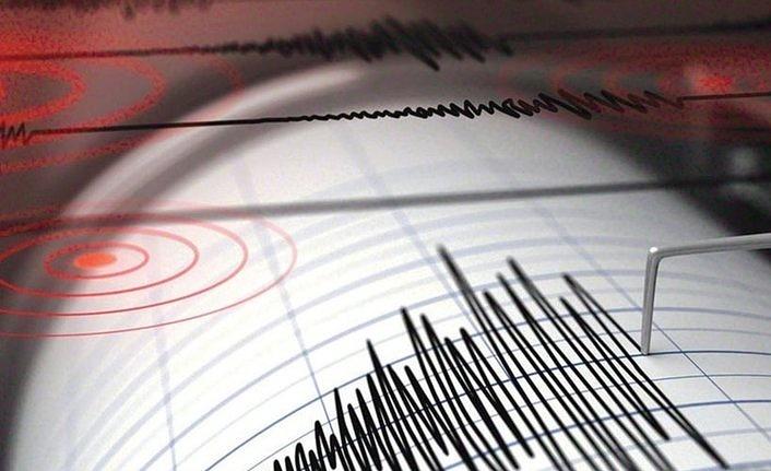 Çanakkale Ayvacık açıklarında deprem