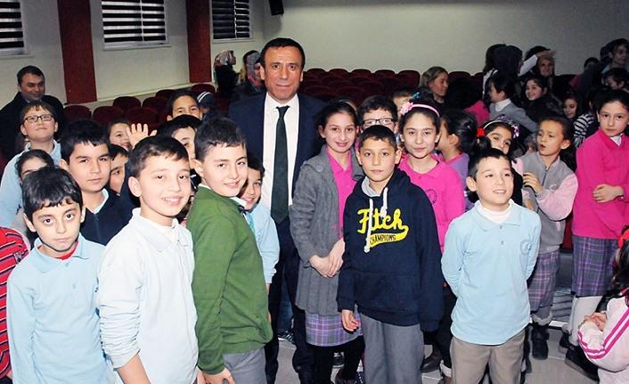 Canik'te eğitime 200 milyon TL'lik yatırım