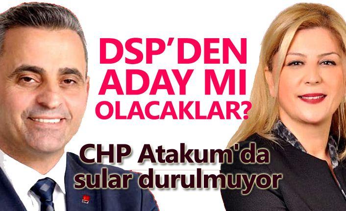 CHP Atakum'da sular durulmuyor