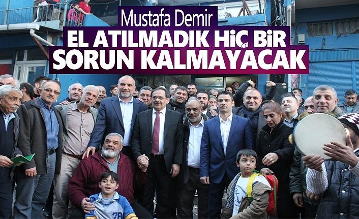 Mustafa Demir'den Canik Genç Romanlar Derneğine Ziyaret