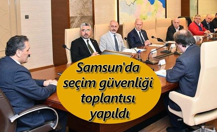 Samsun'da kaç sandık kurulacak, kaç kişi oy kullanacak!