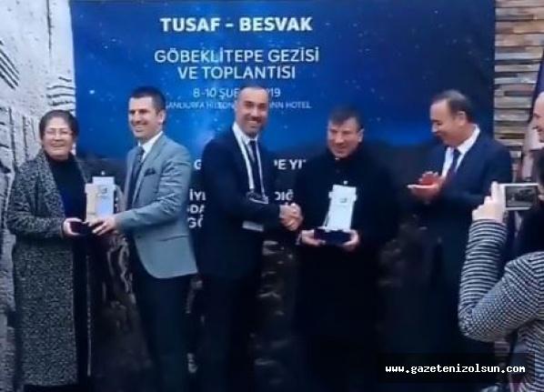 TUSAF Başkanı Günhan Ulusoy: Göbeklitepe'ye borcumuz var!