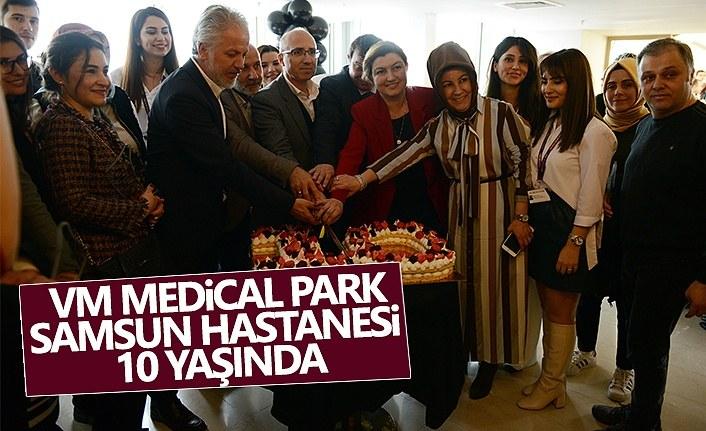VM Medical Park Samsun Hastanesi 10 Yaşında!