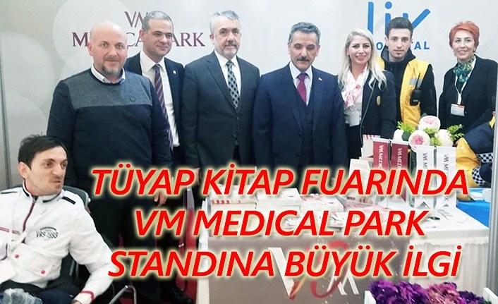VM Medical Park Samsun Hastanesi TÜYAP Kitap Fuarı'nda