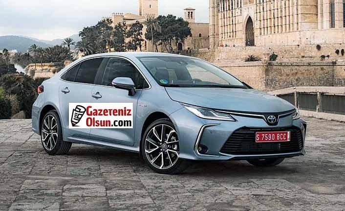 Yeni Corolla görücüye çıktı, işte fiyatı ve özellikleri
