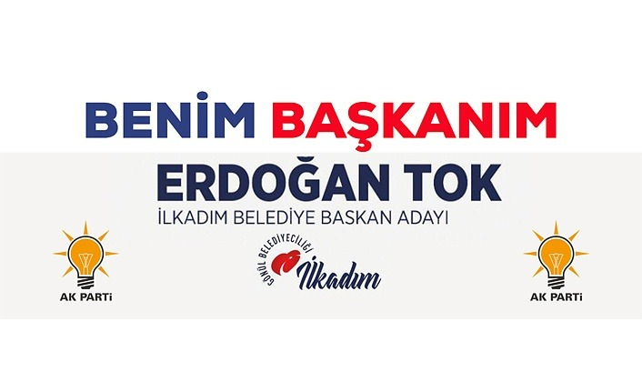 Benim Başkanım Erdoğan Tok