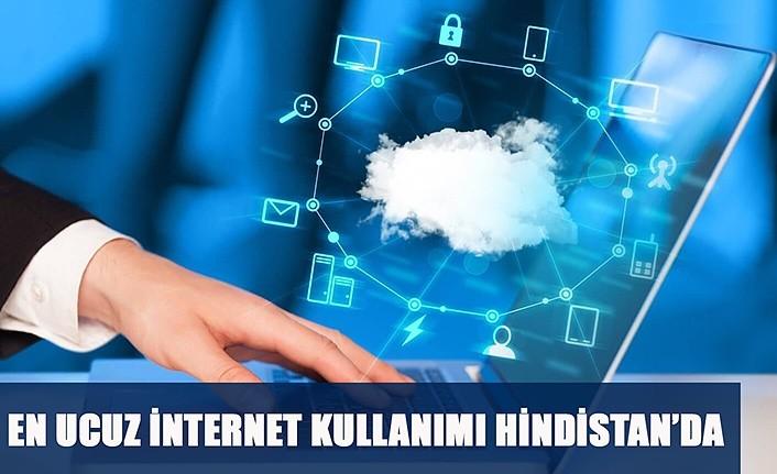 En ucuz internet Kullanımı Hindistan'da