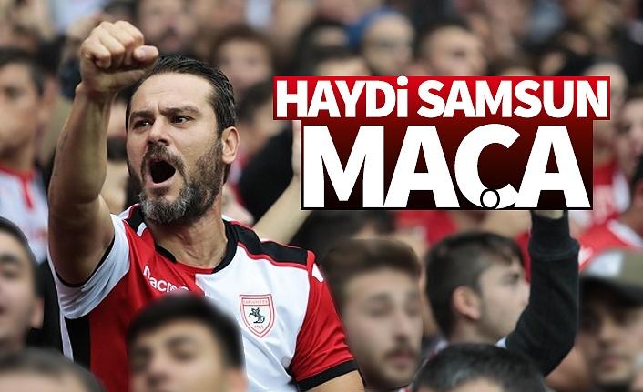 Haydi Samsun Maça