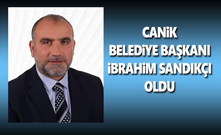 İbrahim Sandıkçı Canik Belediye Başkanı Oldu