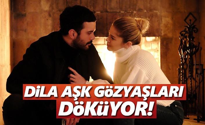 Kuzgun dizisinde Dila Aşk Gözyaşlar Döküyor!