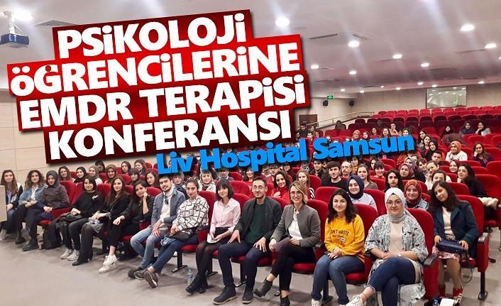 Liv Hospital'dan Psikoloji Öğrencilerine EMDR Terapi Konferansı