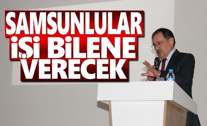 Mustafa Demir: Samsun, her alanda maksimum kalkınma ile tanışacak