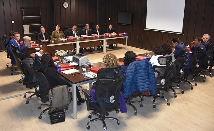 OMÜ'de doktor öğretim üyeliği unvanını alan akademisyenler