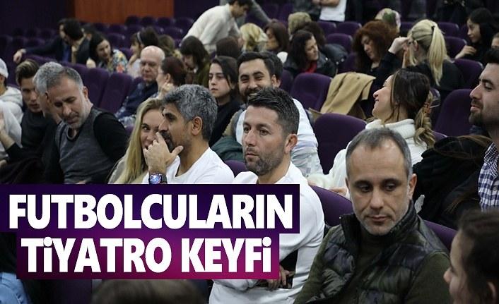 Samsunspor'un Tiyatro Keyfi