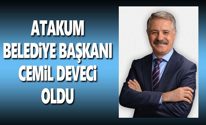 Atakum Belediye Başkanı Cemil Deveci Oldu