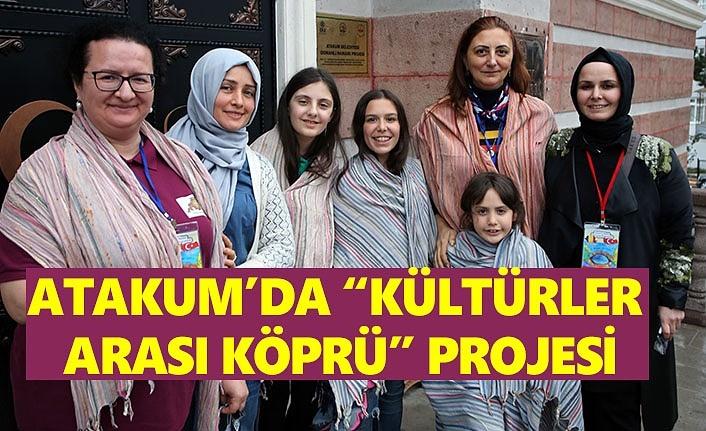 Atakum'da 'Kültürler Arası Köprü' projesi