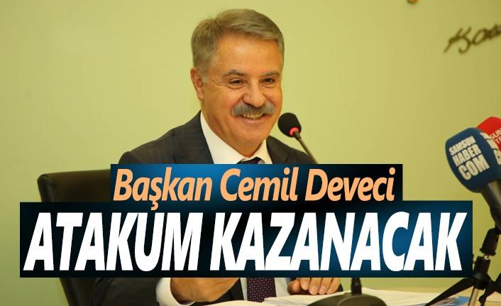 Atakum'da ilk meclis, Başkan Deveci Atakum Kazanacak