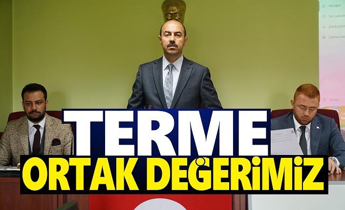 Başkan Kılıç, Terme'nin gerçek potansiyeli ortaya çıkacak