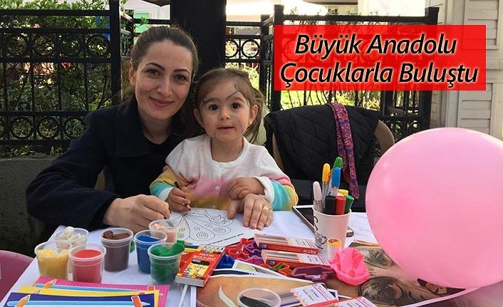 Büyük Anadolu Hastaneleri Çocuklarla Buluştu