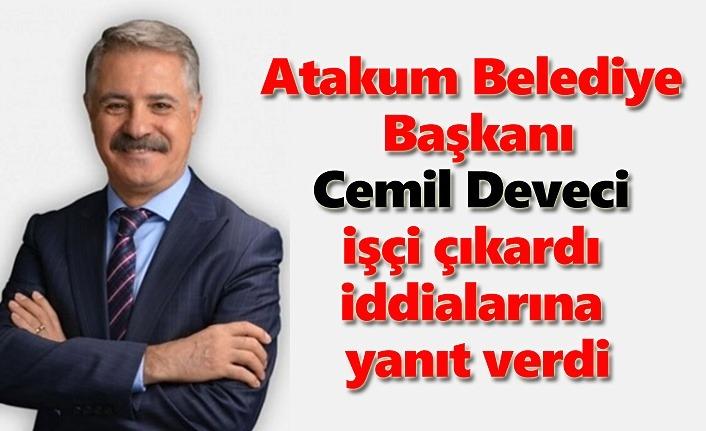 Cemil Deveci işçi çıkardı iddialarına yanıt verdi