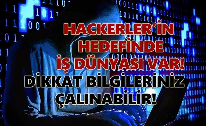 LinkedIn kullanıcıları hackerlerin hedefinde!