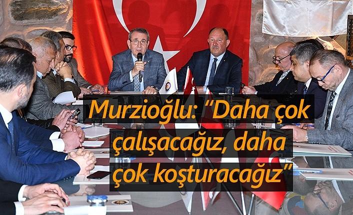 Murzioğlu: Türkiye'nin ilk gündem maddesi ekonomi olmalı