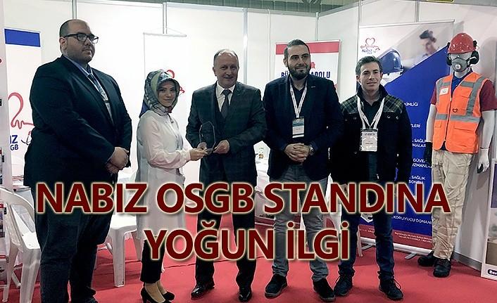 Nabız OSGB KOİF19 Fuarı'nda