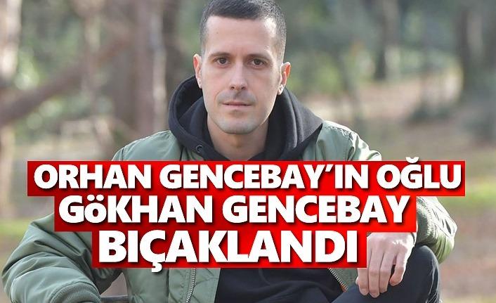 Samsunlu sanatçı Orhan Gencebay'ın oğlu bıçaklandı!