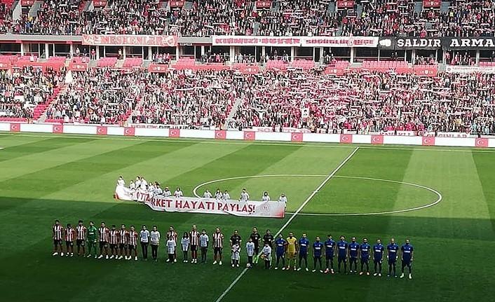 Samsunspor Sarıyer maç sonucu: 1-1