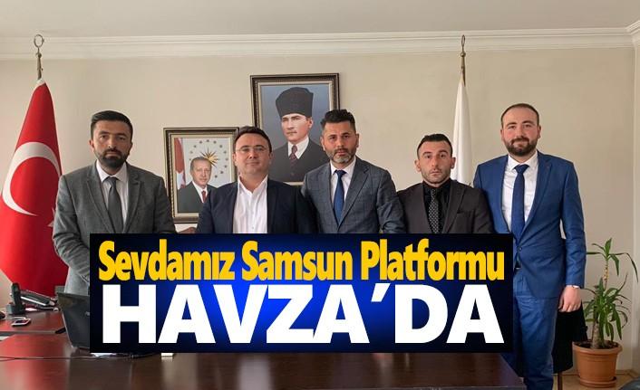 Sevdamız Samsun Platformu Havza'da