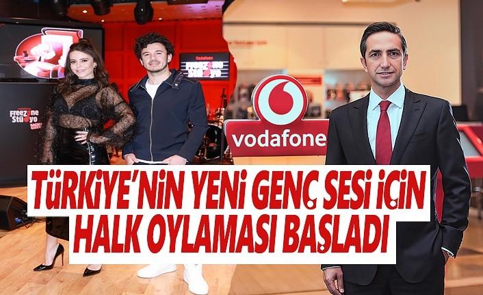 Vodafone Freezone Ses Yarışmasın'da Finale Doğru