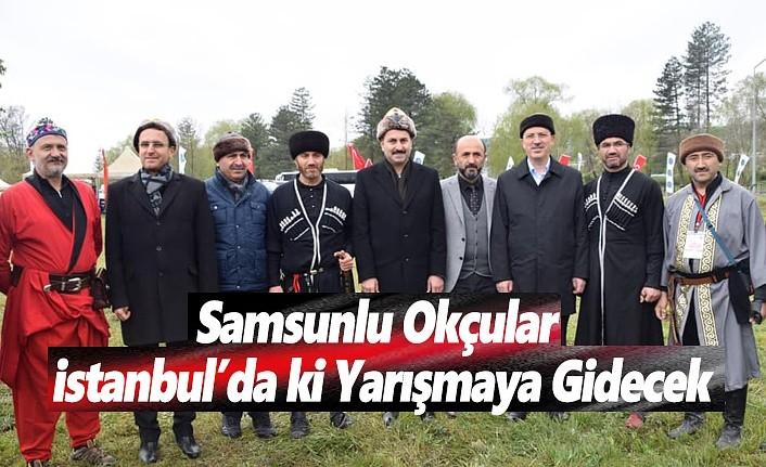 Yıldız Gençlik Kulübü Okçuları Tokat'tan Başarıyla Döndü