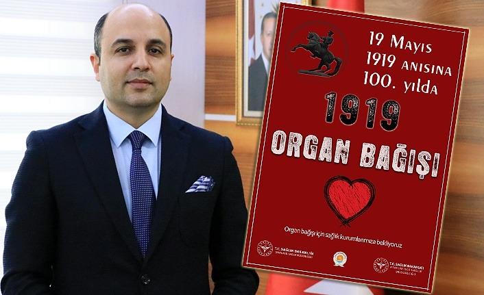 1919 Organ Bağışı Kampanyası Hedefine Ulaştı
