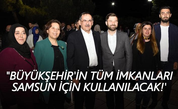 Başkan Mustafa Demir: Tüm imkanlar kullanılacak!