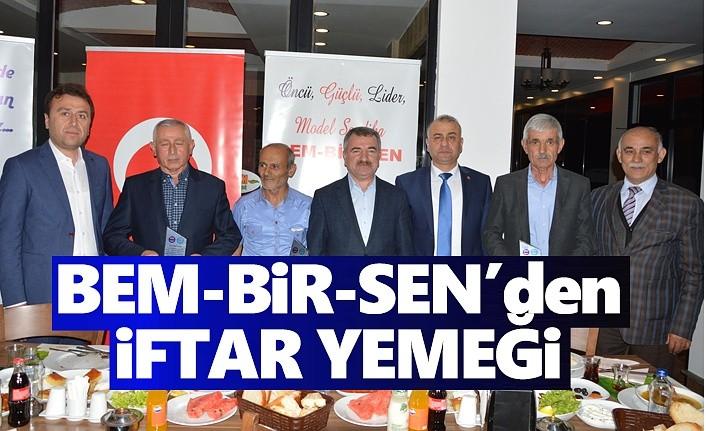 BEM-BİR-SEN Havza'da İftar yemeği düzenledi