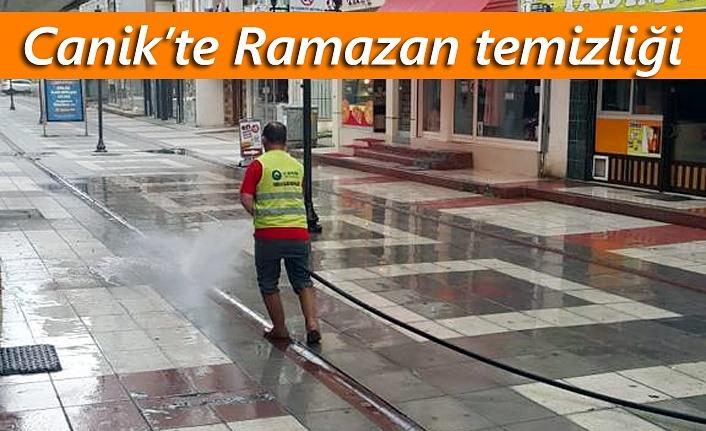 Canik'te Ramazan seferberliği