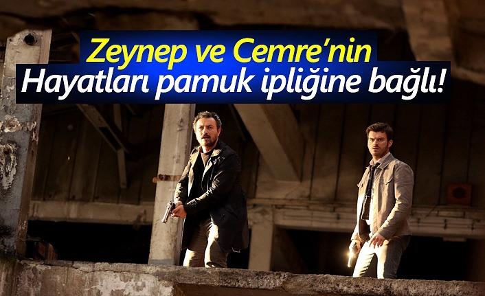 Çarpışma'da Zeynep ve Cemre'nin hayatları Tehlikede!