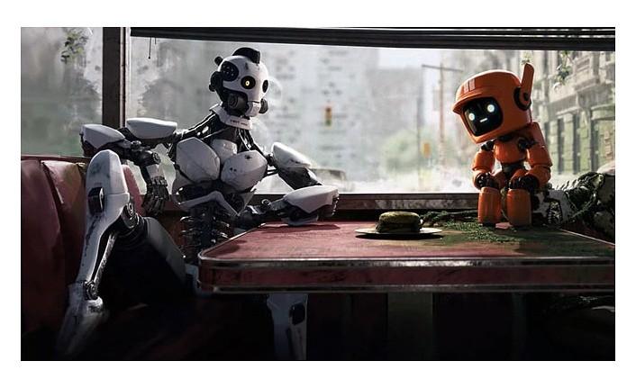 Love, Death & Robots izle, konusu?