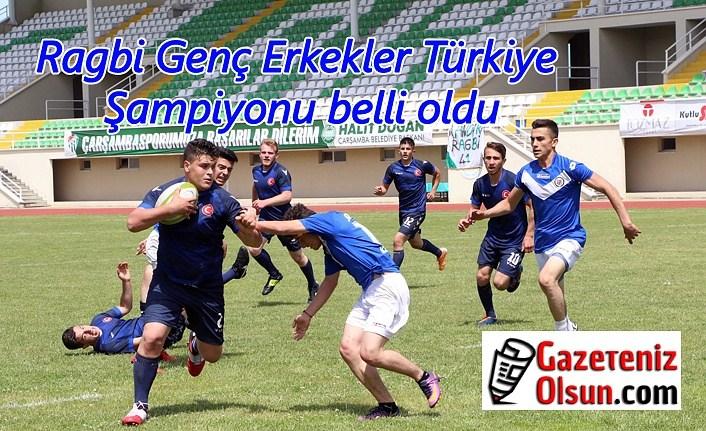 Ragbi Genç Erkekler Türkiye Şampiyonu belli oldu
