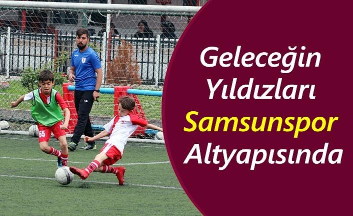Samsunspor'un geleceği onlar!