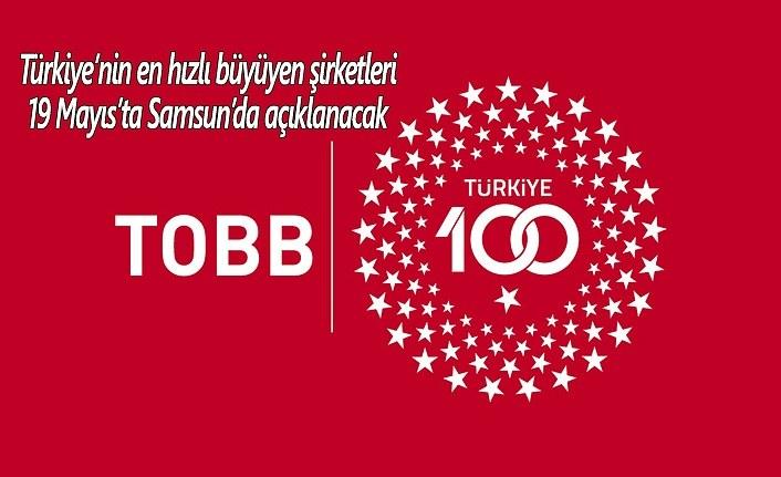 Türkiye'nin en hızlı büyüyen şirketleri, 19 Mayıs'ta açıklanacak