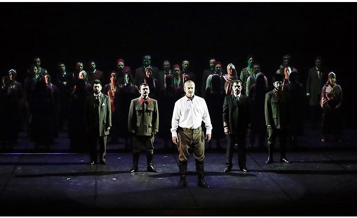 Yeniden Doğuş Operası: Atatürk İlk Kez Opera Sahnesinde