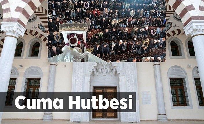 28 Haziran Cuma Hutbesi