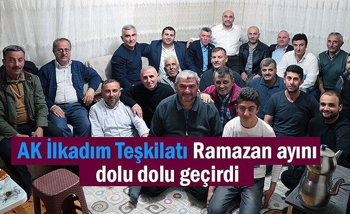 AK Parti İlkadım İlçe Teşkilatı'ndan dolu dolu Ramazan
