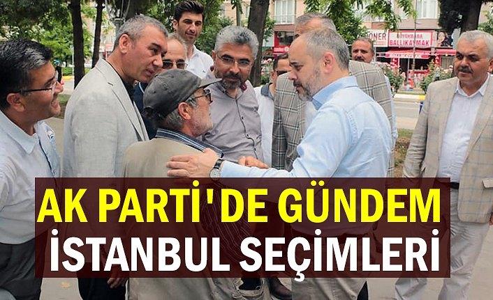 Akif Çağatay Kılıç Samsun'da hemşehrileri buluştu