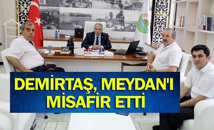 Başkan Demirtaş: İşsizliği azaltacak çalışmaları önemsiyoruz