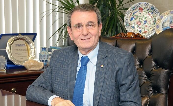 Başkan Murzioğlu'dan Ramazan Bayram Mesajı