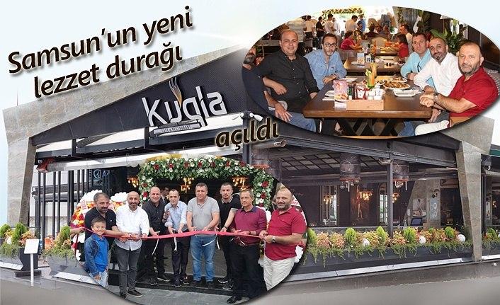 Kuqla Cafe Restorant'a görkemli açılış