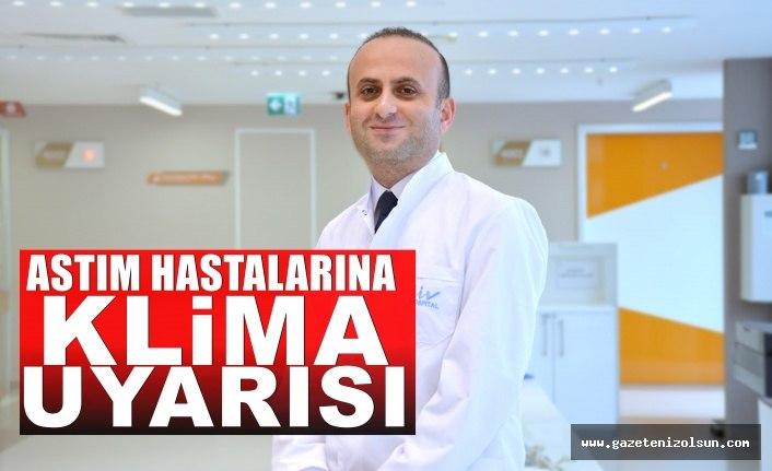 Liv Hospital Uyarıyor, Astım Hastaları Dikkat
